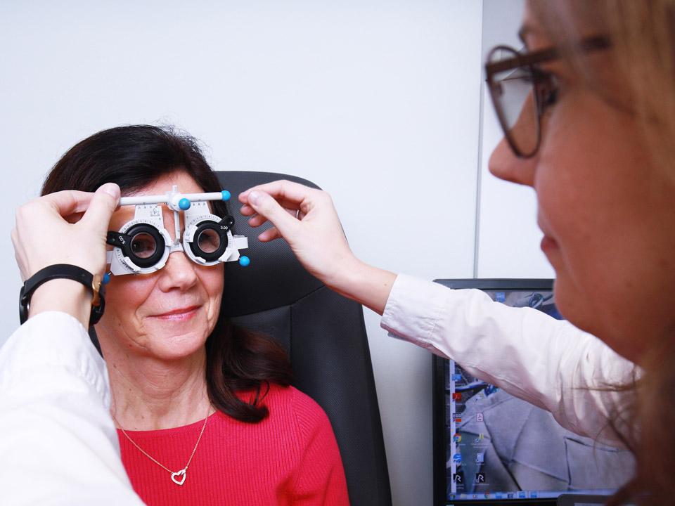 Augenoptik Findeisen Kompetenzen Augenglasbestimmung