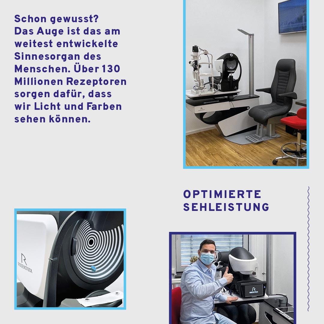 Bild Blogbeitrag Optometrie